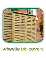 Wheelie Bin Covers